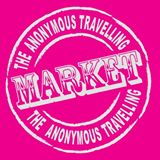 The Anonymous Travelling Market